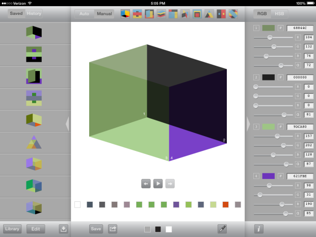 Colors by Number for iPad - version 1.3